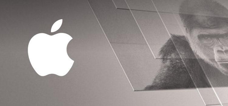 Apple investe 200 milioni di dollari in vetri per smartphone
