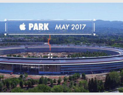 Apple Park: continuano i lavori, ecco il nuovo video