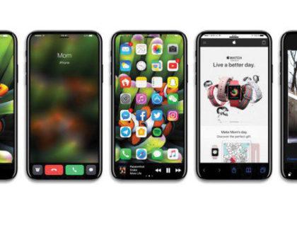iPhone 8 avrà probabilmente il Touch ID sul retro   rumor