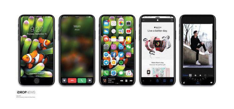 iPhone 8 avrà probabilmente il Touch ID sul retro | rumor