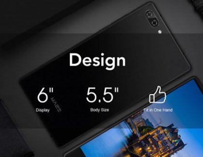 Maze Alpha, lo smartphone tutto display arriva a giugno