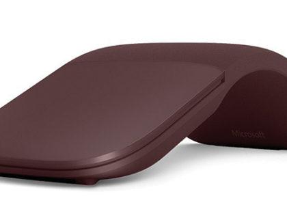 Microsoft presenta in silenzio il nuovo Surface Arc Mouse