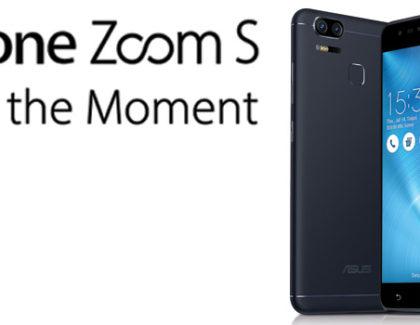 ASUS presenta ZenFone Zoom S: uno smartphone con fotocamera professionale