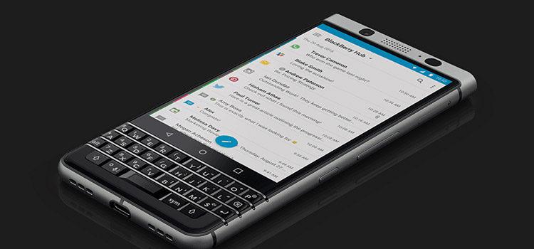 Blackberry KEYone è finalmente disponibile in Italia
