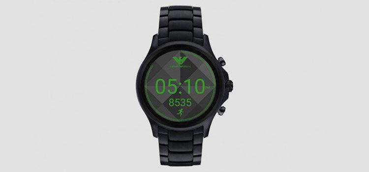 Emporio Armani Connected con Android Wear in arrivo il 14 settembre