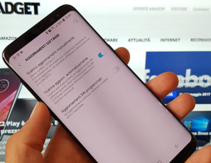 Galaxy S8 Plus con Android Oreo 8.0 appare su Geekbench