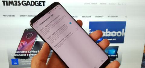 Galaxy S8 Plus con Android Oreo 8.0 appare su Geekbench