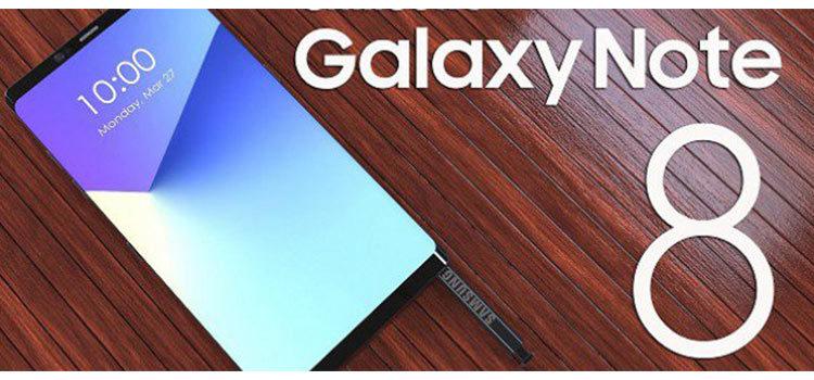 Samsung Galaxy Note 8, forse sarà presentato il 26 agosto a New York