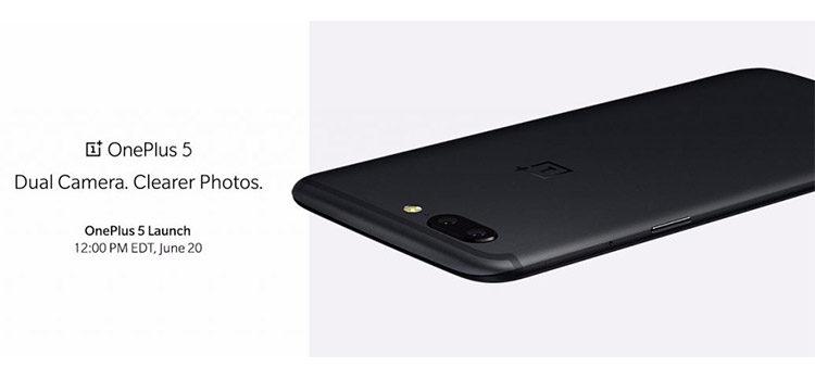 OnePlus 5, mostrato in una nuova foto. Jack audio 3.5 inlcuso