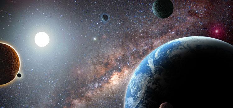 La NASA ha scoperto 10 pianeti simili alla Terra, probabilmente abitabili