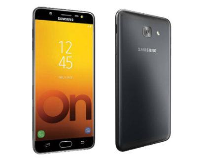 Samsung lancia in India il Galaxy On Max. Fotocamera con f/1.7 e nuove funzionalità
