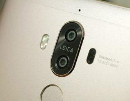 Huawei Mate 10 avrà un display senza bordi 18:9 e 4 fotocamere – rumor