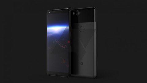 Google Pixel XL 2: nuove informazioni e nuovi render