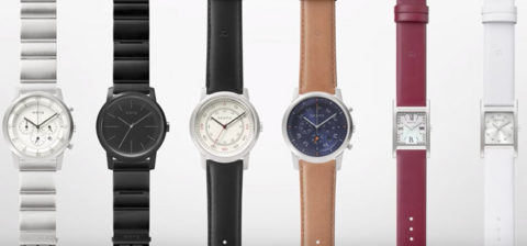 Sony lancia Wena: nuovi orologi ibridi e cinturini con funzioni smart