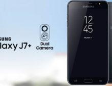 Il Samsung Galaxy J7+ avrà doppia camera, Bixby e riconoscimento facciale?