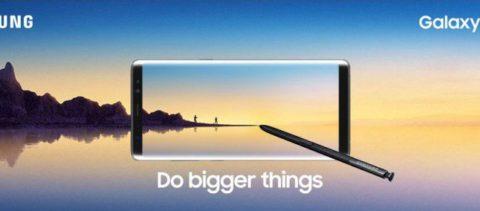 Il Galaxy Note 8 potrebbe arrivare a metà settembre sul mercato