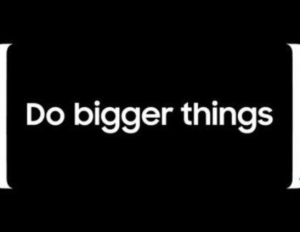 Samsung Galaxy Note 8: ecco il nuovo video teaser. 'cose più grandi'