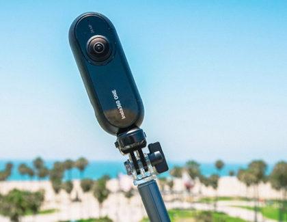Insta360 presenta One; cam 4K a 360° con tecnologia FreeCapture
