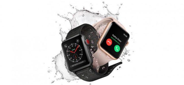 Apple Watch Serie 3 LTE non supporta il roaming internazionale