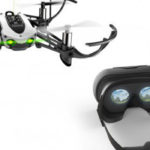 Parrot Mambo FPV lanciato ufficialmente. minidrone con visuale in prima persona