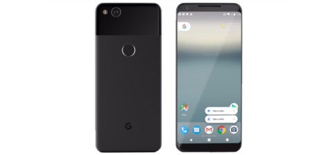 Google Pixel 2 con 64G i 128GB, display always on e IP68. [rumor]