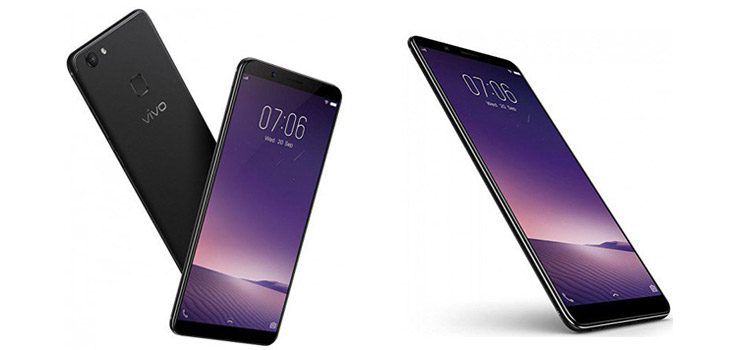 Vivo V7+ è ufficiale. Display 18:9 e camera frontale da 24MP