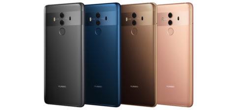 Huawei Mate 10 PRO: tutte le caratteristiche tecniche e prezzo di vendita