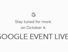 Ecco la diretta per vedere i Google Pixel 2, Pixel 2 XL e tutte le altre novità