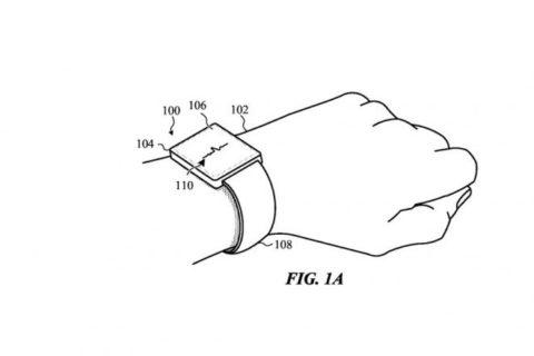 Apple deposita un brevetto per cinturino autoregolante per Apple Watch