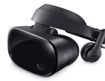 Samsung Odissey: il visore Windows Mixed Reality a 499 dollari
