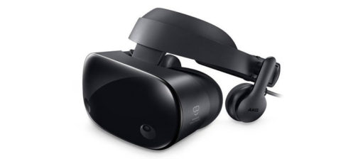Samsung Odissey: il visore Windows Mixed Reality a 499 dollari