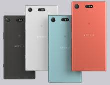 Sony Xperia XZ1 in offerta a 599 e 581 euro