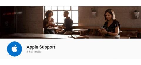 Apple lancia nuovo canale YouTube per tutorial su iPhone e iPad