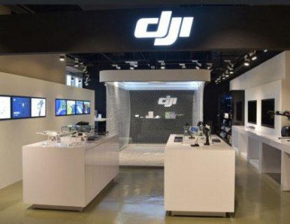 DJI oggi 30 novembre apre il secondo store ufficiale a Milano