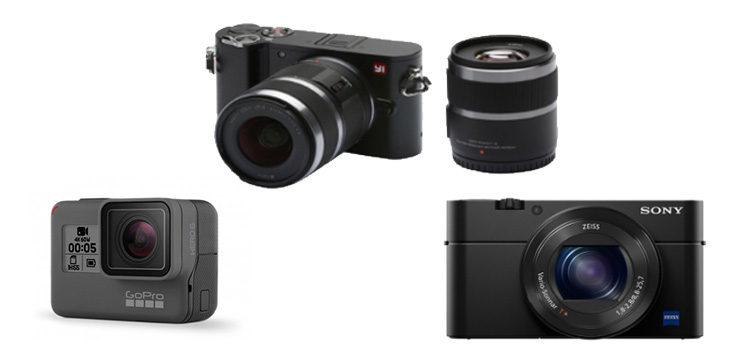 Black Friday: le migliori offerte per fotocamere, reflex e action cam