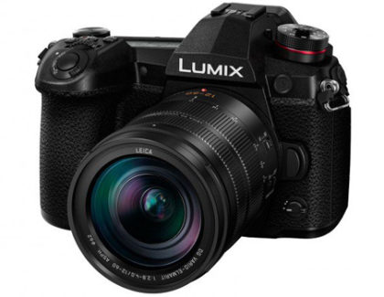 Panasonic Lumix  G9: mirrorless con raffiche a 20fps e Ultra HD a 60fps
