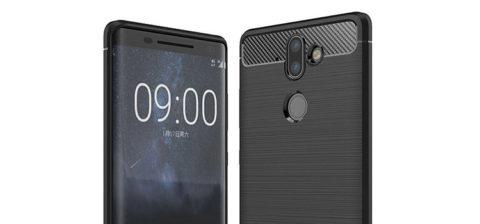 Nokia 9 mostrato in alcuni render con delle cover