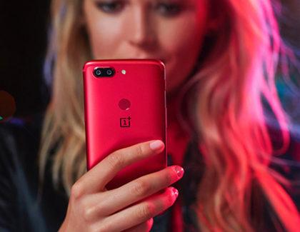 OnePlus 5T, lanciata la nuova colorazione Lava Red in Cina
