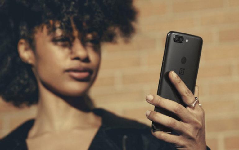 OnePlus 5T è ufficiale. Ecco il nuovo top di gamma