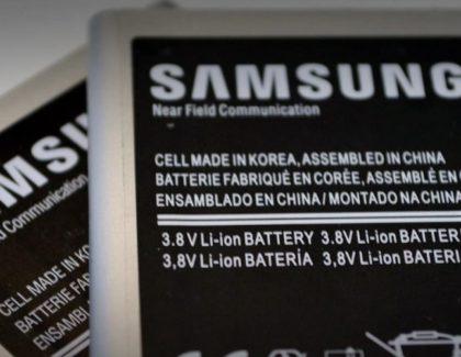 Batterie Samsung con sfera di grafene che si caricheranno in 12 minuti