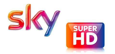 Ecco i programmi di Sky Super HD per questa settimana