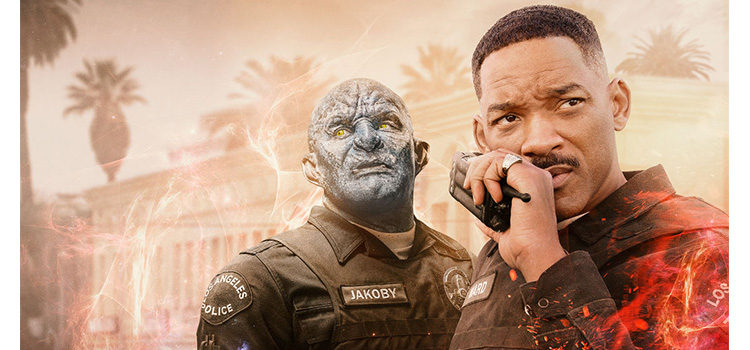 "Nuovo trailer del film ""Bright"" con Will Smith 