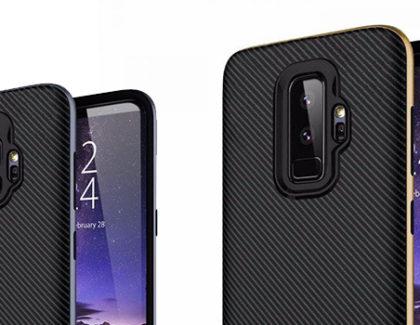 Galaxy S9 e S9+, mostrata in foto la scocca posteriore e le prime cover