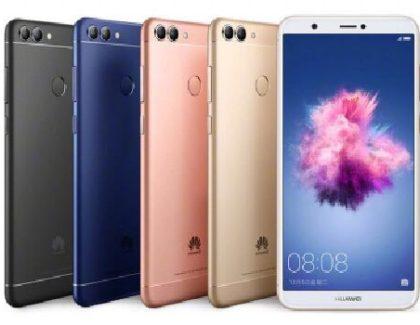 Huawei Enjoy 7S, presentato ufficialmente in Cina