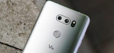 LG V30s: 256GB di memoria e tecnologia LG Lens