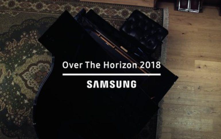 Samsung pubblica il video di Over the Horizon 2018, la suoneria del Galaxy S9