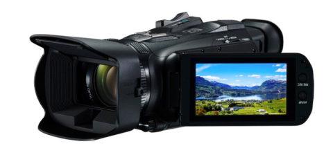 Canon presenta la nuova Legria HF G26 per i appassionati e professionisti