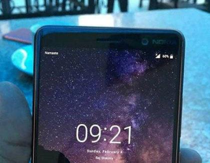 Nokia 7 Plus, arriva la prima foto dal vivo