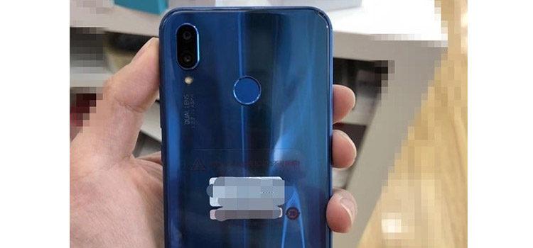 Huawei P20 Lite mostrato nei primi render ufficiosi e foto dal vivo
