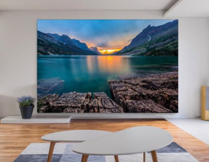 Annunciati i nuovi Samsung Home Cinema LED display modulari